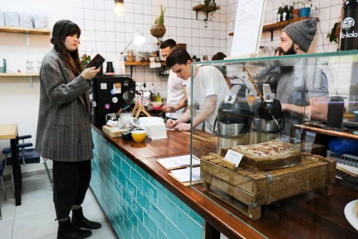 Coffee room, Nicola Bramigk
