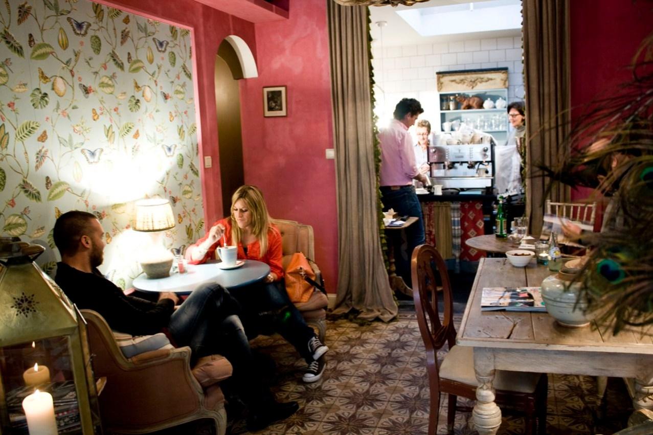 Salon de thé Claude