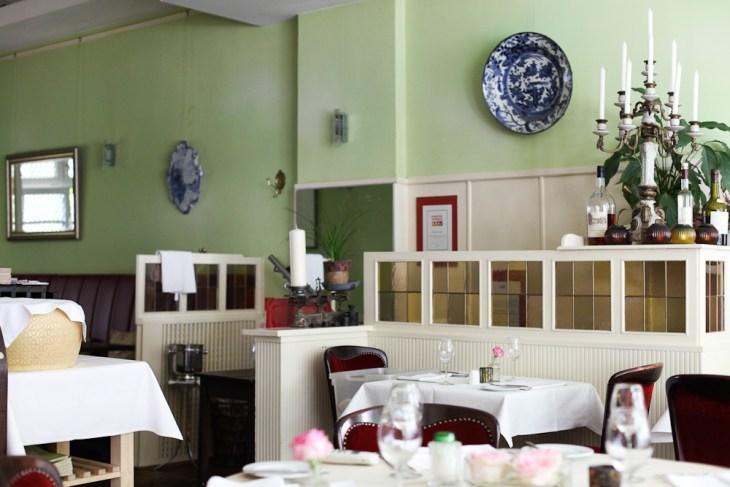 Restaurant Louise, Nicola Bramigk, Hamburg