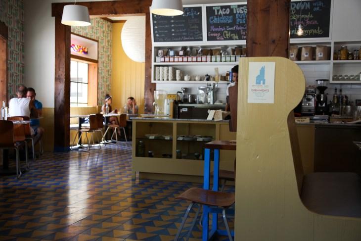 Beachwood Cafe in Los Angeles