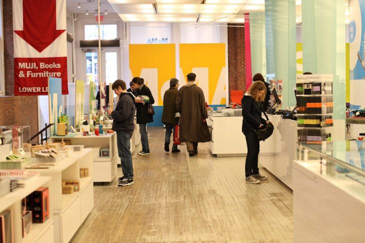 MOMA Design Store, Nicola Bramigk