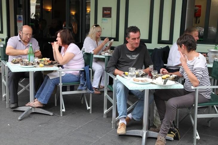 Café de Turin, Nicola Bramigk