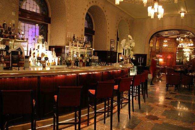 Lobby Bar in St Petersburg