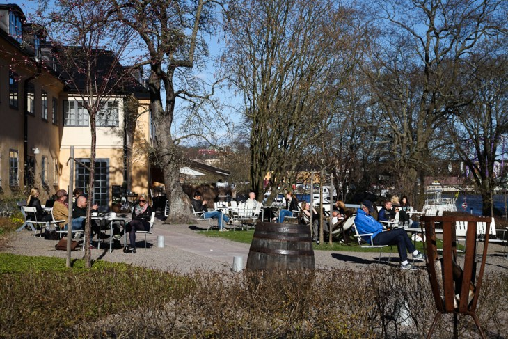 Skeppsholmen, Nicola Bramigk