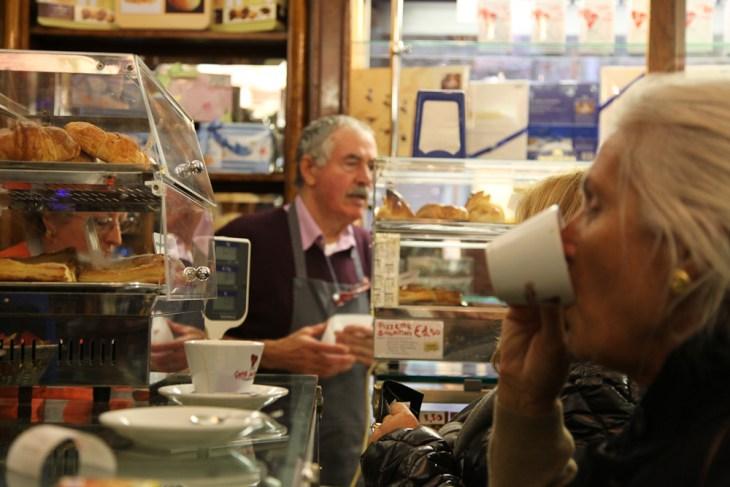 Café Pasticceria Rizzardini, Nicola Bramigk