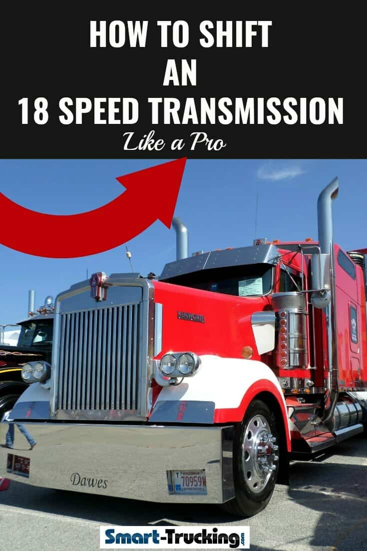 medium resolution of red and white kenworth custom semi truck