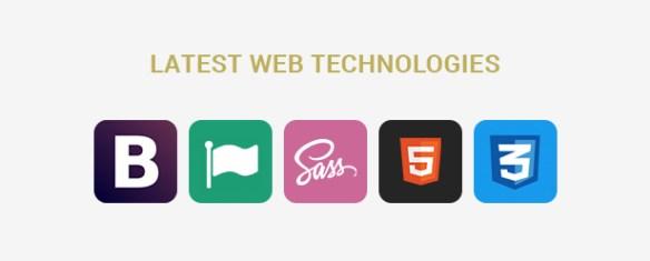 Responsive Technology WooCommerce WordPress Theme - HTML5