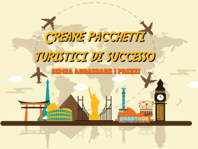 creare un pacchetto turistico