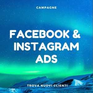 Campagne social performanti e dai risultati garantiti. Facebook Ads e Instagram Ads ma anche Google Ads e Sem