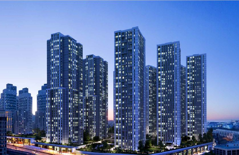 Properties for sale in Istanbul, Turkey with primary location near to the metro-bus station and amazing prices