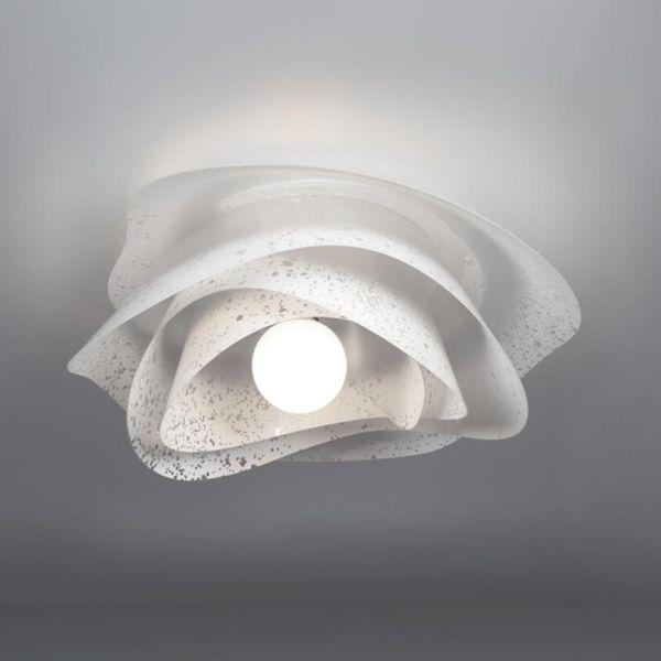 Applique plafoniera  lampadari moderni soffitto Rosa
