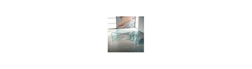 Mobili in vetro curvato e complementi darredo  Smart