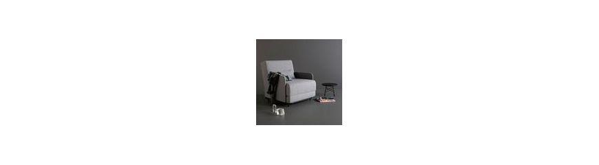 Poltrone letto singolo design trasformabili per monolocali bilocali