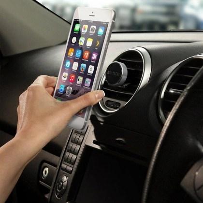 Magnetisk mobilhållare för bilen Image