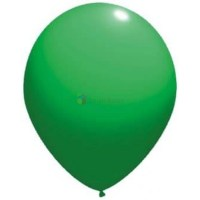 balon latex 30 cm, verde