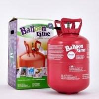 butelie medie heliu