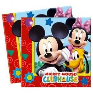 servetele party mickey mouse