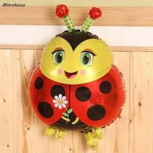 Balon folie Minifigurina buburuza