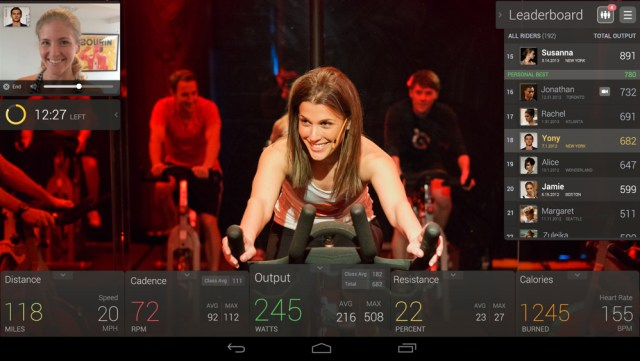Hands-On With the Peloton iOS Cycling App | SMART Bike Trainers