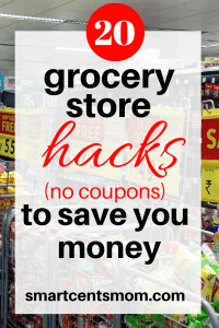 save money at the grocery store without coupons