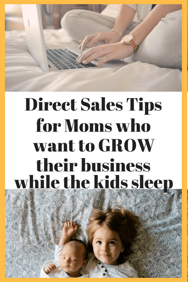 direct sales tips for growth