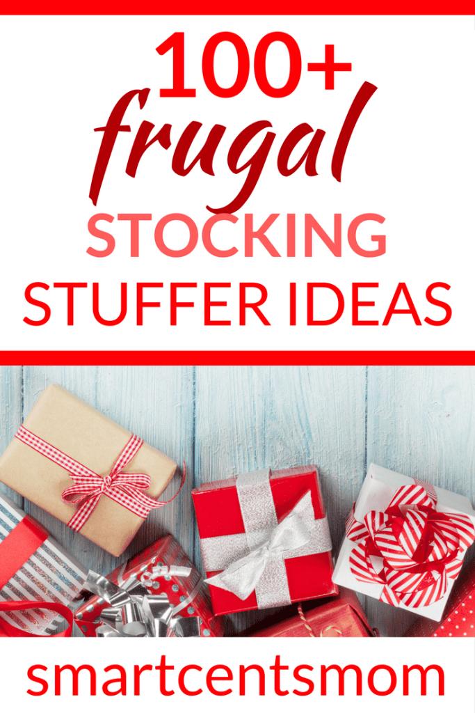 Christmas Stocking Ideas.Cheap Christmas Stocking Stuffer Ideas Smart Cents Mom