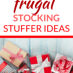 frugal Christmas stocking stuffer ideas