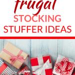 frugal Christmas stocking stuffer ideas
