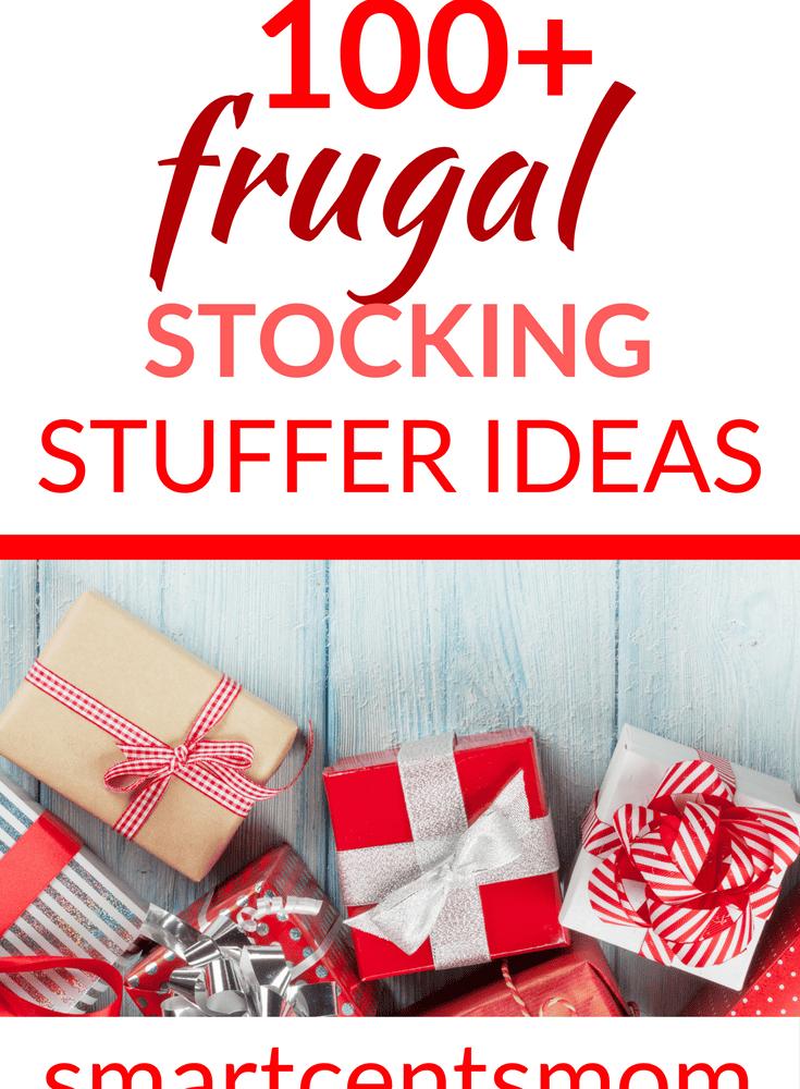Cheap Christmas Stocking Stuffer Ideas Smart Cents Mom