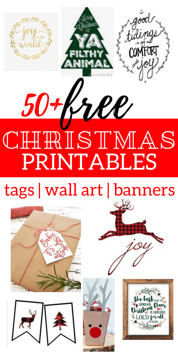 Smart Cents Mom Blog Archive Free Christmas Printables
