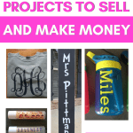 Hobbies that Make Money: Making Money with Cricut