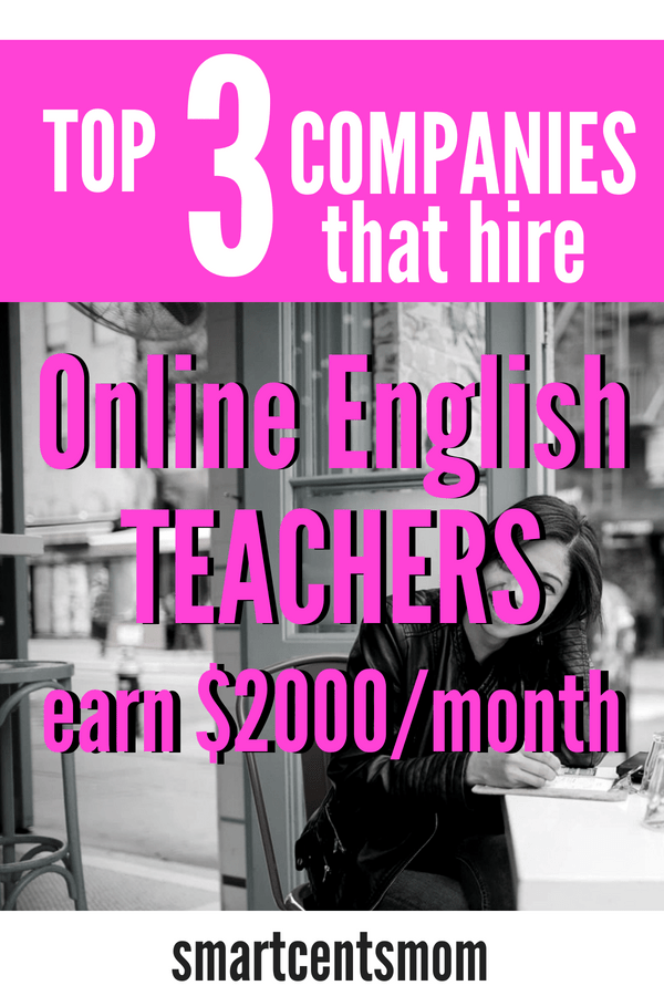 Amazing Online English Teaching Jobs [Best 3 Companies to Work For]