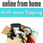 Looking for the best items to resell for profit to start a thrift store flipping business? We have put together a current list of easy things to buy and sell to make money online working from home. If you're looking for easy things to do to make money, then this guide will help you get started!