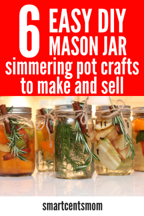 Diy Crafts To Make And Sell During The Holidays Smart Cents Mom