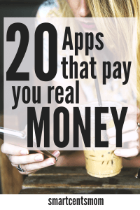 Best apps to make money fast on your iphone or android! Do you need ways to make money fast on your phone? These apps are perfect for earning extra cash or even starting a serious side hustle! #waystomakemoney #makemoneyonline
