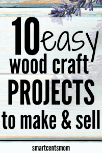 easy wood projects to make and sell
