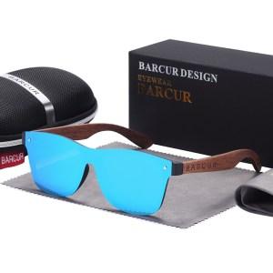 unisex polarized sunglasses blue