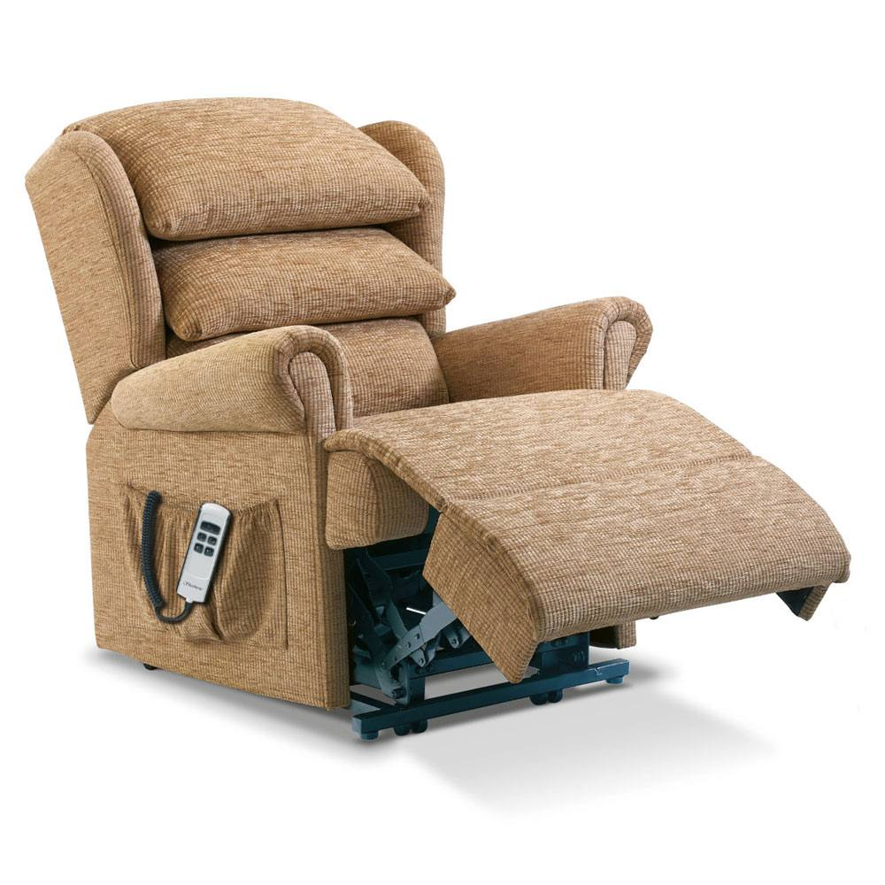 reupholster chair cost country dining room chairs electric recliner & massage repair - smart choice center