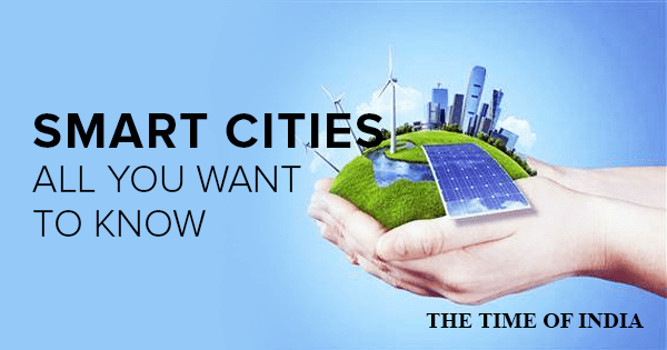 Times of India: smart cities india all you need to know