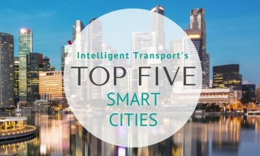 Top five #smartcities in the world - Intelligent Transport