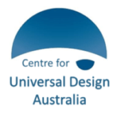 center for universal design logo