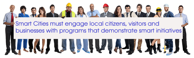 Smart City Citizen Engagement Programs – iProximity