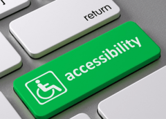 Accessibility awareness remains low as deadline approaches