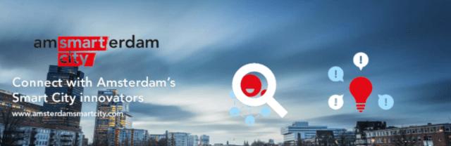 Smart City – Amsterdam