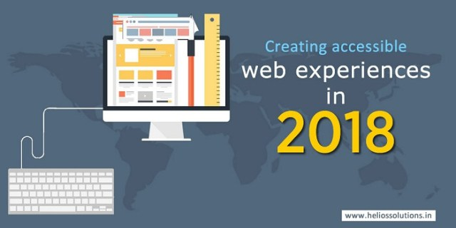 How to Create Polished Accessibility Experiences for Web Users in 2018?