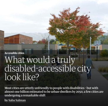 What Would A Truly Disabled-Accessible Smart City Look Like