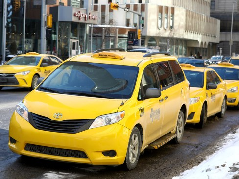 New Fee On Taxi And Ride-Hailing Trips Could Fund Accessible Service
