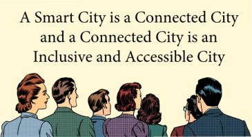 People-Centered Urban Design is Fundamental To Smart City Architecture