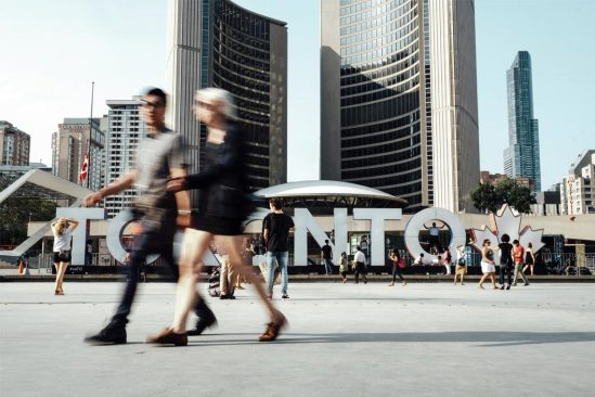Urban experts come to U of T for conference on how to make cities both smart and inclusive