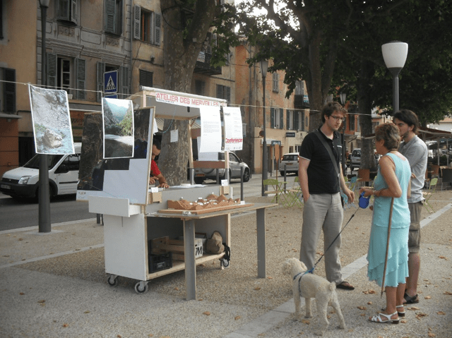 Design as Democracy: Barcelona's 'Carritos' Encourage a More Inclusive Urbanism — TheCityFixTheCityFix